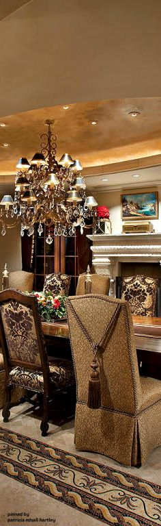 28 best dining room images on Pinterest Tuscan decor, Tuscan