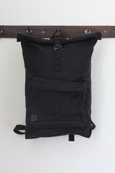 Ferre Rolltop Backpack by Munie Designs