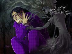 Revenge of the ghost child by LadyFiszi on DeviantArt