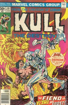 Kull the Conqueror (1971 1st Series) 19