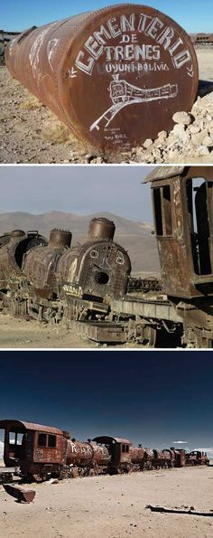 Railroaded: 9 Nifty Abandoned Train Car Graveyards