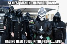 It's no secret that I have a favorite nameless ghoul....*coughomegacough*