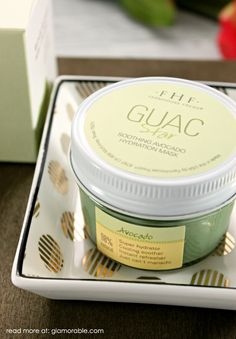 FarmHouse Fresh Guac Star Revitalizing Avocado Hydration Mask