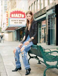 visual optimism; fashion editorials, shows, campaigns & more!: tanya katysheva by david mushegain for vogue russia may 2014