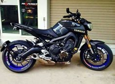 #Yamaha MT9