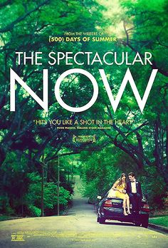 The Spectacular Now-- this was filmed on my old street in Athens!