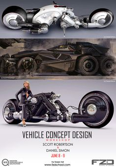 Feng Zhu Design: Vehicle Concept Design Workshop