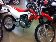 Come check out the new 2014 Honda CRF125  www.petescycle.com