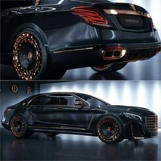 2016 Mercedes-Maybach-Brabus-Emperor S600 V12 900 HP