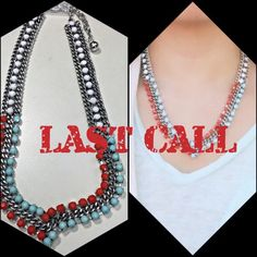 NO LEAD OR NICKEL JUST IN TIME FOR THE FOURTH! Nickel and Lead Free Materials.  Very festive and let's celebrate this awesom accessory Hint: INDEPENDENCE DAY T&J Designs Jewelry Necklaces