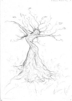 Woman Tree by Rachpunzel …