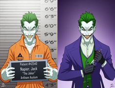 dr-jolie:  Batman Villains