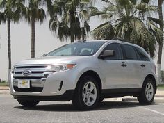 Ford Edge  Used In Cars On Qatar Arabsclassifieds Ford Edge Doha Used