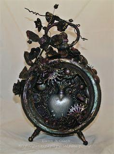 Gunns Papirpyssel: Altered Clock