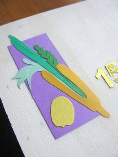 lulav and etrog papercut for sukkot