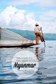 The complete two week guide for exploring Myanmar on a budget! Where to stay, what to see, and where to eat!