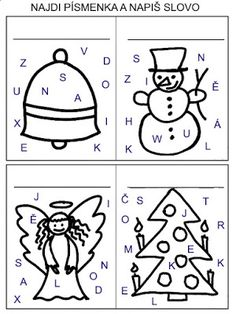 Pro Šíšu: Období JARO Alphabet, Snoopy, 1, Comics, Learning, Fictional Characters, Kultura, Advent, Activities