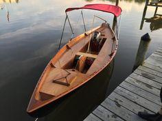 CLC Southwester Dory Sailing Motor Launch Boat Kit