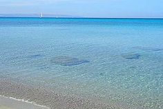 Weiße Sandstrände soweit das Auge reicht.. http://www.sicilia-ferien.de/sizilien/straende.html