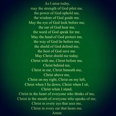 Happy Saint Patrick's Day to all our wonderful followers Enjoy your day! #HappySaintPatricksDay #CatholicConnect by catholicconnect