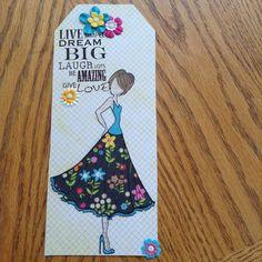 Dream big! Janice T.