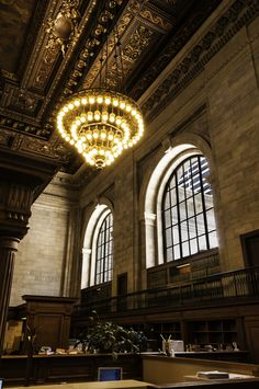 The New York Library