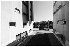  pt  Abrindo a vista.   eng  Opening the view.  © Rui Pedro Bordalo  #architecture #arquitetura #fotografia #photography #siza #sizavieira