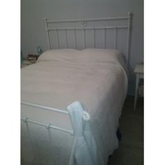 Wrought iron bed. Customize Realizations. 928 Wrought Iron Beds, Furniture, Home Decor, Decoration Home, Room Decor, Home Furnishings, Rod Iron Beds, Arredamento, Interior Decorating