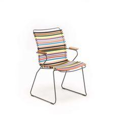 De 24 Bedste Billeder Fra Click Dining Chair With Armrests I