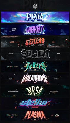 Styl Creations on Behance Creative Poster Design, Creative Posters, Graphic Design Posters, Graphic Design Typography, Graphic Design Illustration, Typo Design, Youtube Banner Design, Youtube Banners, Youtube Design