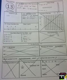 http://teachinginroom6.blogspot.com/2013/08/calendar-math-first-week-in-pictures.html