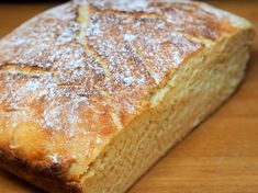 Vehnä-peruna pataleipä - Mukana Maku Bread Baking, Banana Bread, Bakery, Food And Drink, Desserts, Recipes, Koti, Crafts, Diy