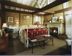 """All Things Luxurious: Nancy Meyers Movie Interiors: """"The Holiday"""""""