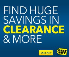 Best Buy – Sales, Coupons, Deals and Promotions