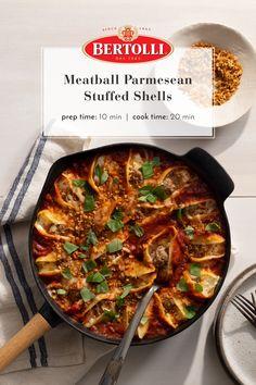 Meat Recipes, Cooker Recipes, Pasta Recipes, Crockpot Recipes, Healthy Recipes, Italian Dishes, Italian Recipes, Mini Meatballs, Pasta Dinners