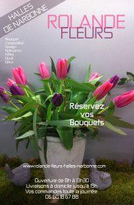 Narbonne octobre des fleurs chez votre fleuriste http://www.rolande-fleurs-halles-narbonne.com/article-narbonne-octobre-des-fleurs-chez-votre-fleuriste-120652998.html
