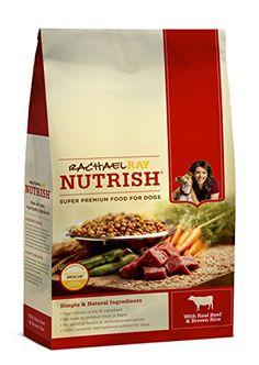 Rachael Ray Nutrish Dry Dog Food,  Beef & Rice Recipe, 14-Pound Bag - http://weloveourpugs.net/?product=rachael-ray-nutrish-dry-dog-food-beef-rice-recipe-14-pound-bag