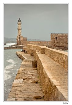 To the Lighthouse - Chania, Hania