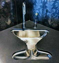 Top 70 Best Home Wet Bar Ideas - Cool Entertaining Space Designs Home Wet Bar, Diy Home Bar, Modern Home Bar, Bars For Home, Wet Bar Basement, Basement Bar Designs, Home Bar Designs, Whirlpool Bar, Wet Bar Sink