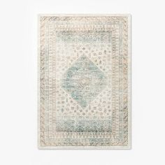 Woven Diamond Persian Rug Neutral - Threshold™ Designed With Studio McGee : Target