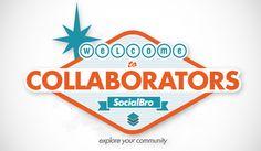 Colaborators una herramienta genial para administrar las redes sociales... de Socialbro