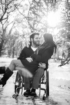 wheelchair engagement