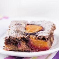 Csokoládés-mandulás-szilvás pite Recept képpel - Mindmegette.hu - Receptek