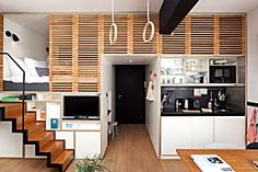 Ideas for decorating small apartments of 40sqm