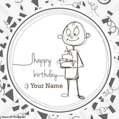 Names picture of thirosini is loading please wait bala write name on funny cute boy birthday greeting card birthday party celebration happy birthday parties m4hsunfo
