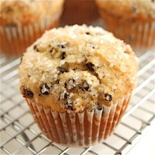 Irish Soda Bread Muffins: King Arthur Flour