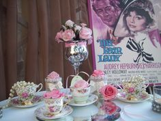 "Photo 1 of 8: My fair lady vintage tea party / Birthday ""Leigh-Anne's 30th Birthday"" 