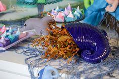 Fundo do Mar: arranjo para compor ideia de plantas marinhas...