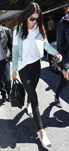 88faa8ffb72b Kendall Jenner leads the celebrity arrivals at Cannes