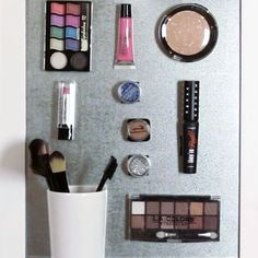 Here's A Simple Way To Organize Your Makeup